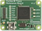 Cortex-M Trace Reference Board