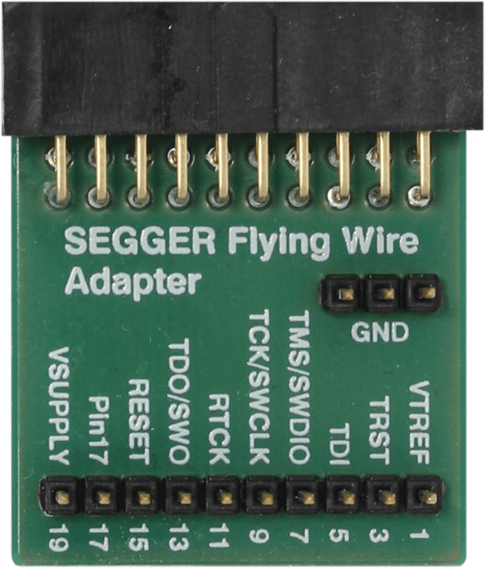 segger flying wire adapter