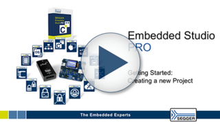SEGGR - Video Thumbnail Embedded Studio PRO New Project Button