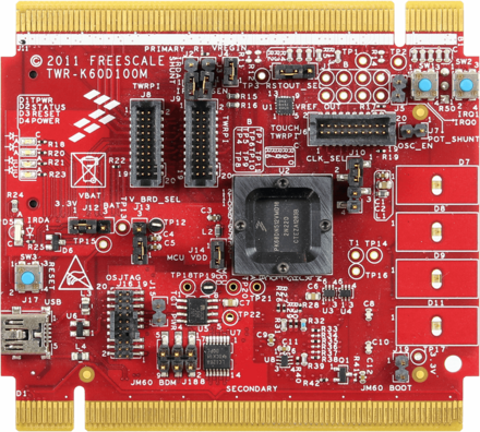 NXP - Freescale twrk60n512 Tower System