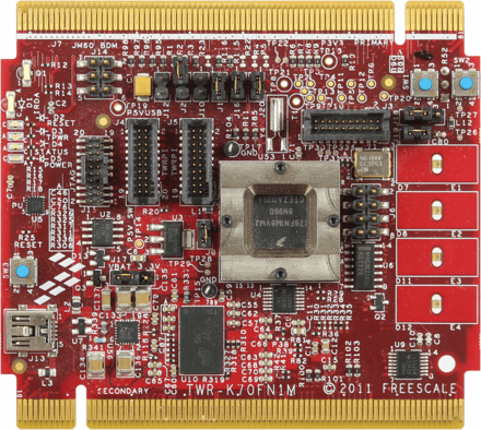 NXP - Freescale twr-k70f120m Tower System