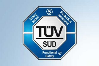 TÜV certified embOS for safety critical devices