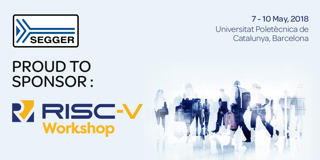 SEGGER Events: 8th RISC-V Workshop
