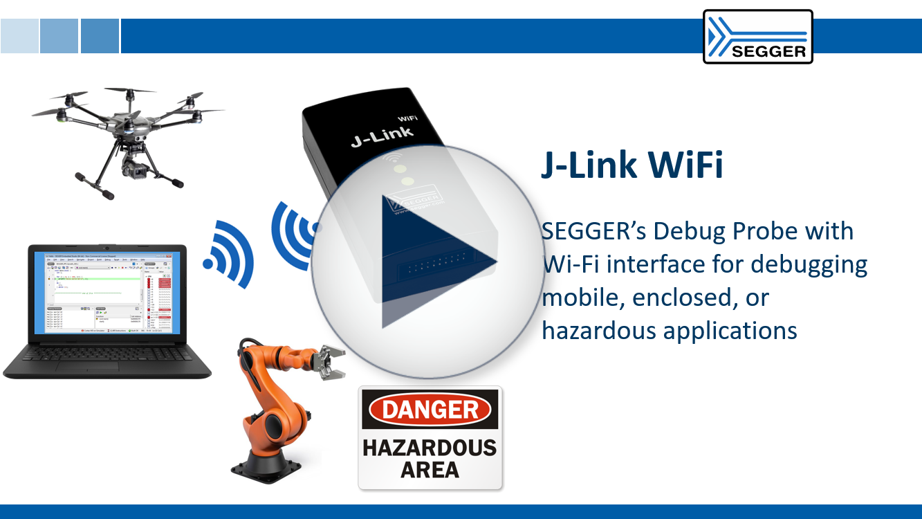 title slide youtube j-link wifi