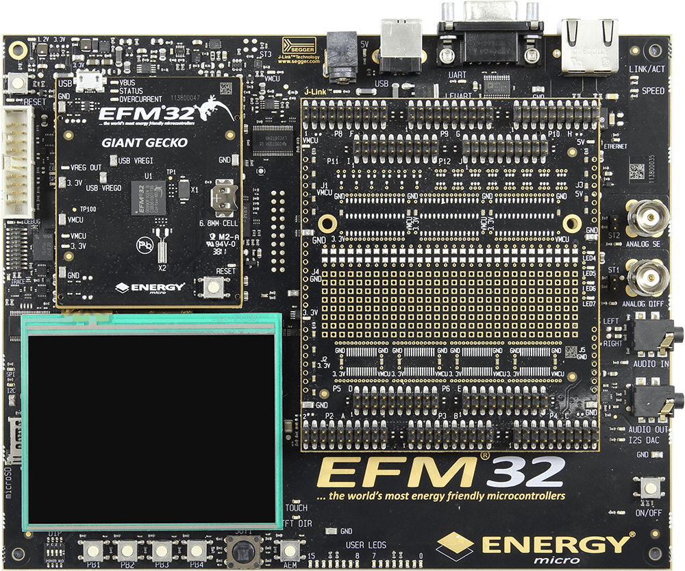 Efm32 Usb Cdc Serial Port