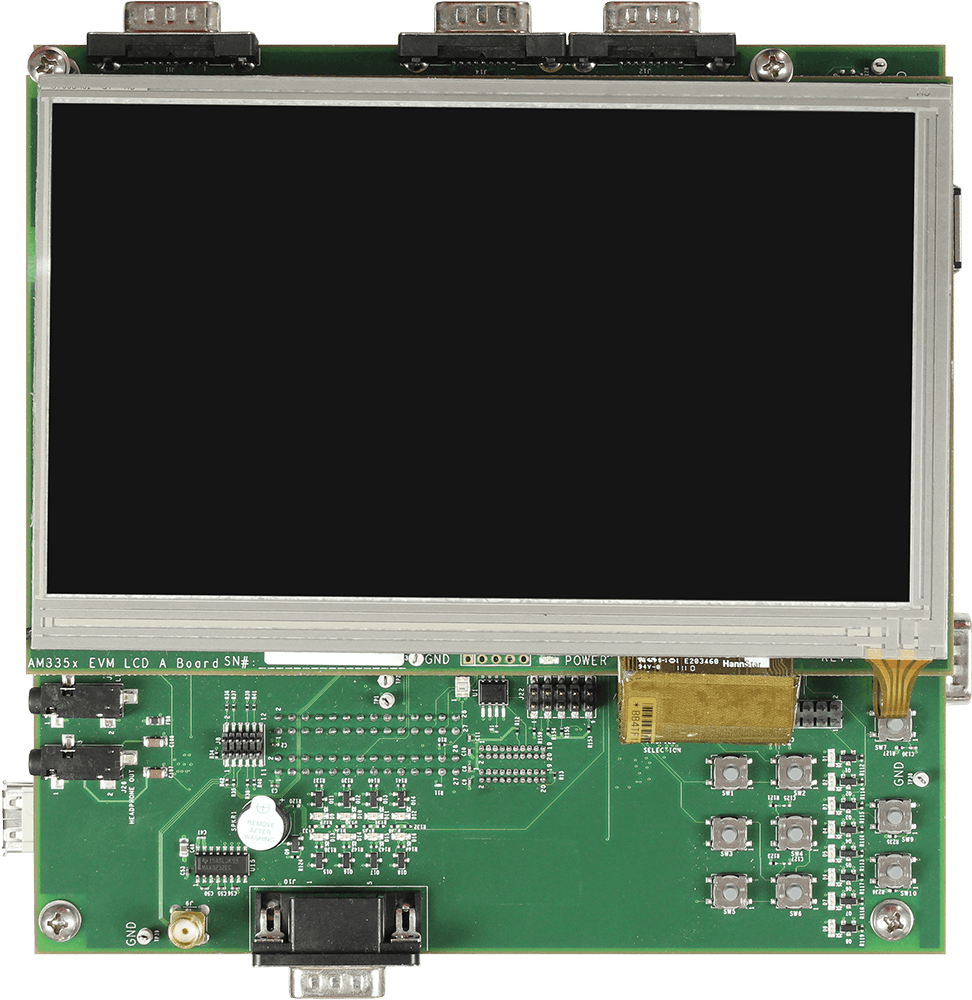 TI AM335x EVM | SEGGER - The Embedded Experts
