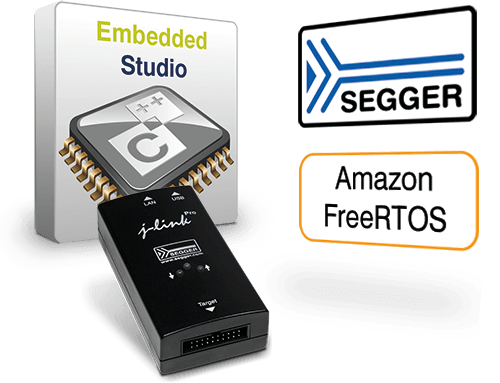 Support for Amazon Web Services and FreeRTOS | SEGGER