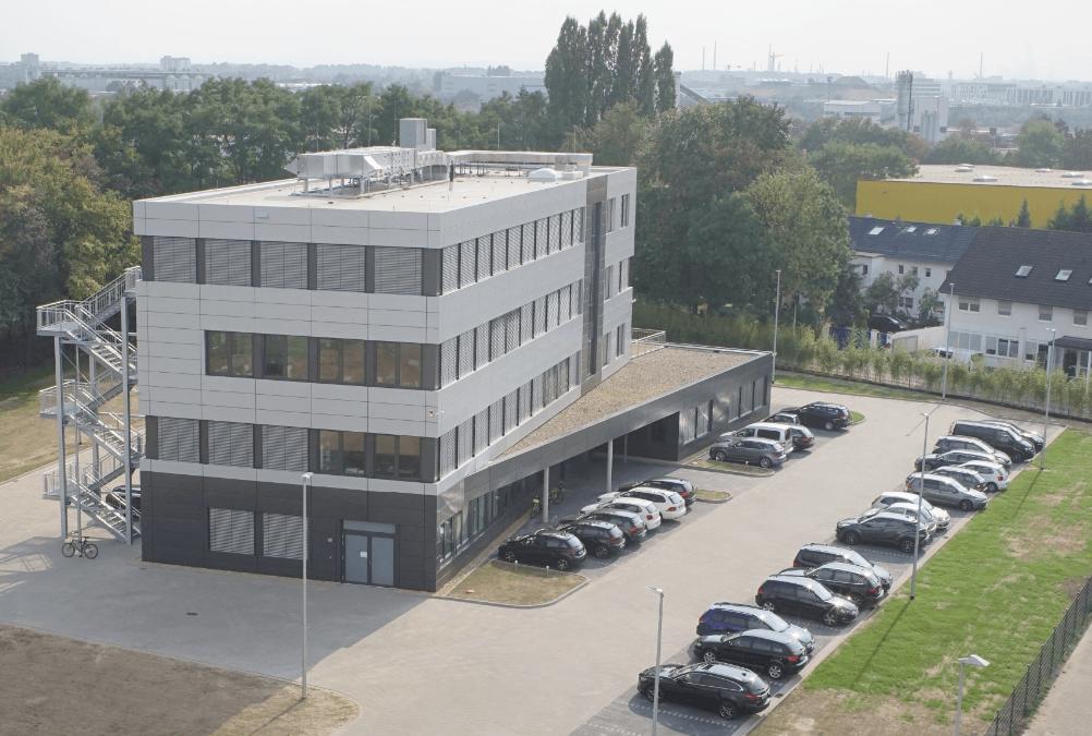 SEGGER Building Monheim