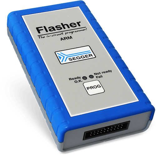 Flasher ARM | SEGGER - The Embedded Experts