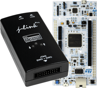 ST-LINK on-board | SEGGER - The Embedded Experts