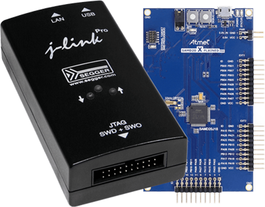 J-Link EDBG | SEGGER - The Embedded Experts