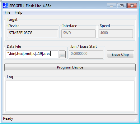 Flash Download | SEGGER - The Embedded Experts