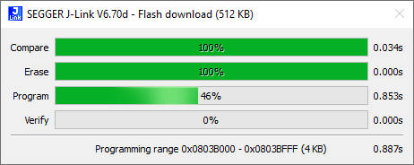J-Link Flash Download