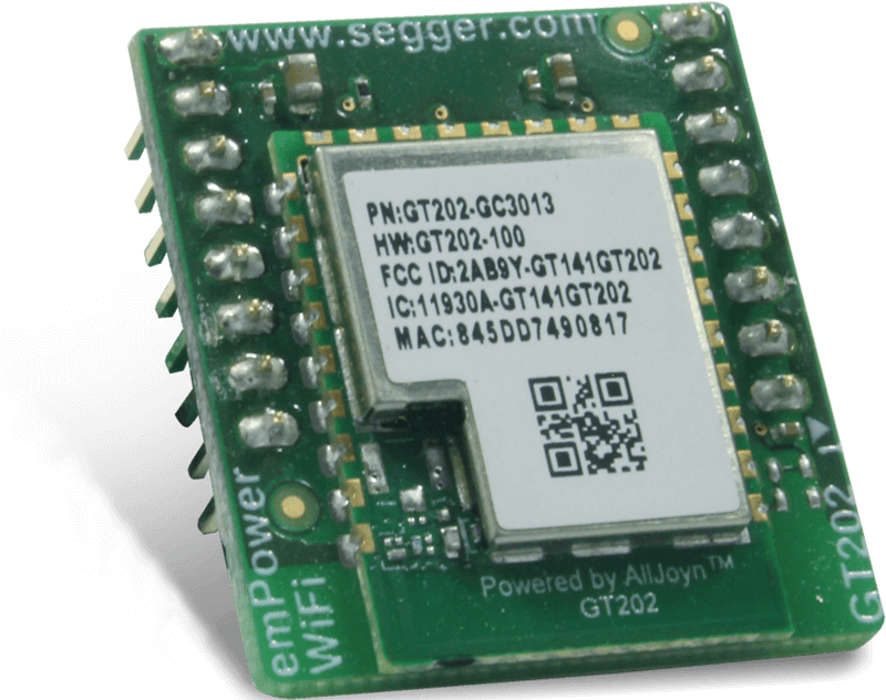 About WiFi Support | SEGGER - The Embedded Experts