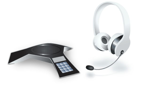 emUSB Device audio headset conference