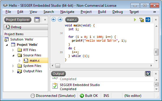 DOWNLOAD C LANGUAGE COMPILER FOR WINDOWS 7 64 BIT - Setting